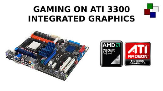 Ati 3300 graphics